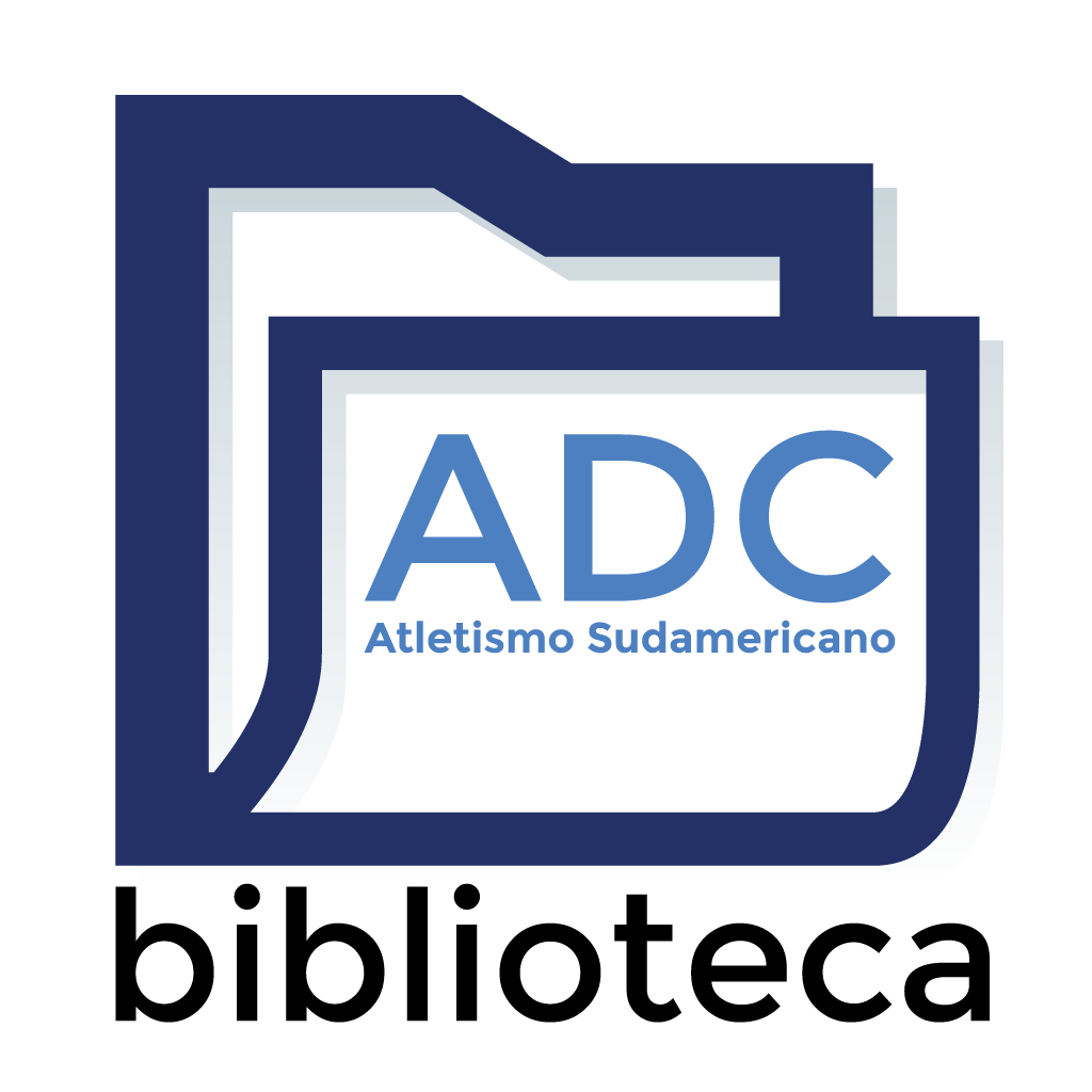 logo oficial 2021 biblioteca adc atletismo sudamericano 2021